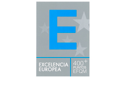 Segell d'Excel·lència Europea EFQM 400+