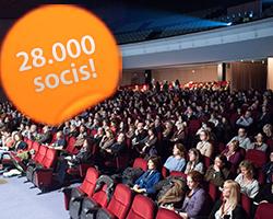 Ja som més de 28.000 socis!